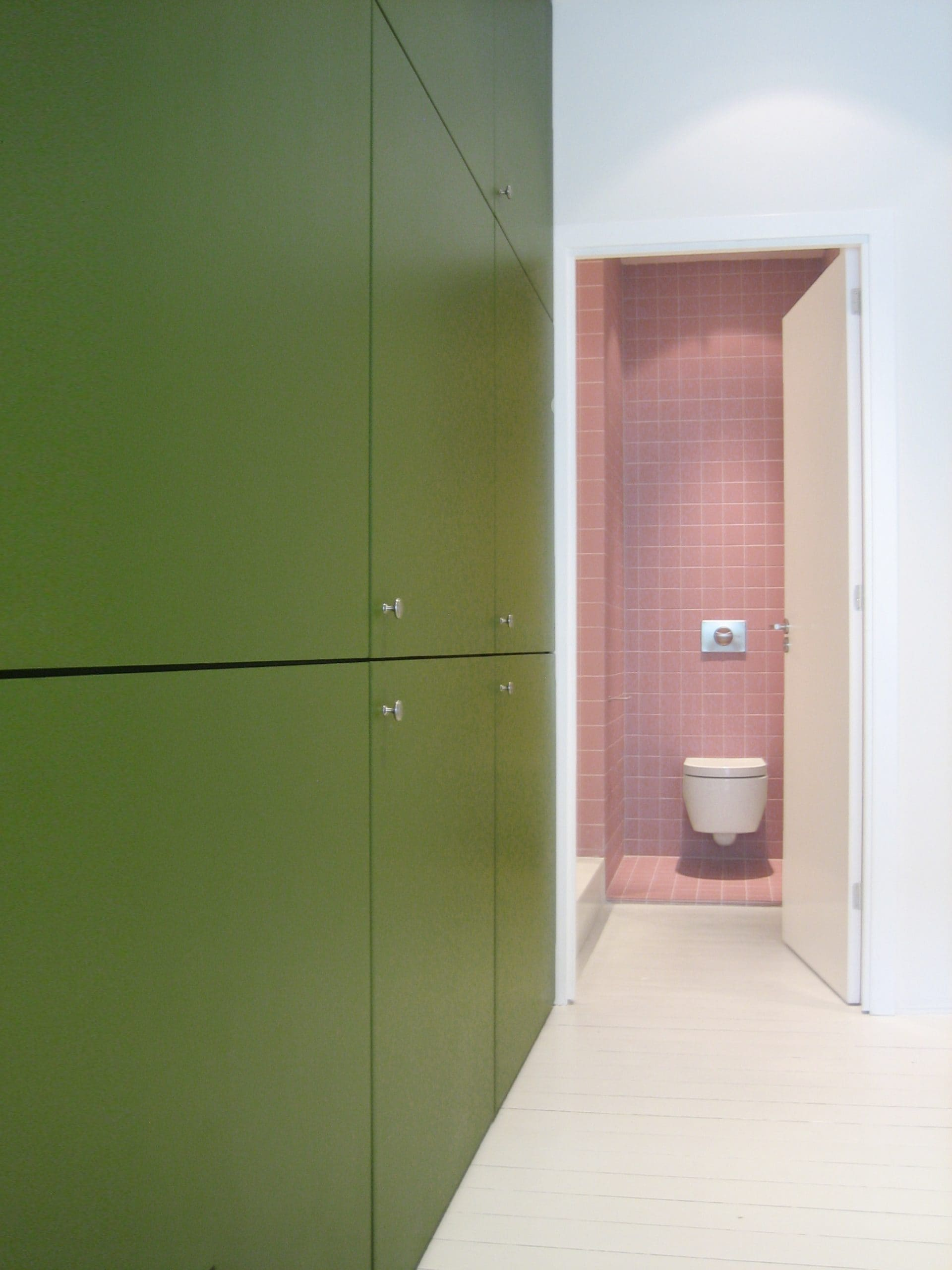 Appartement Bloemgracht Amsterdam (2011, gerealiseerd)